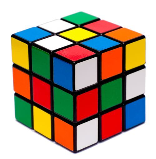 Rubik's Cube was one of the best 80s toys ever.