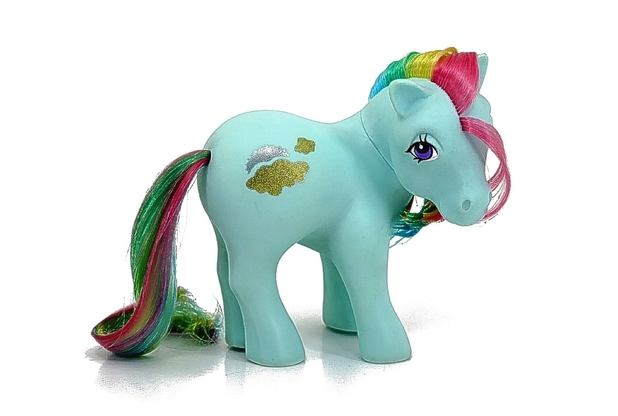 My Little Pony was one of the best 80's toys ever.