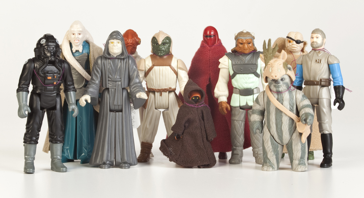 Star Wars Toys : Best s toys of all time did you have one these