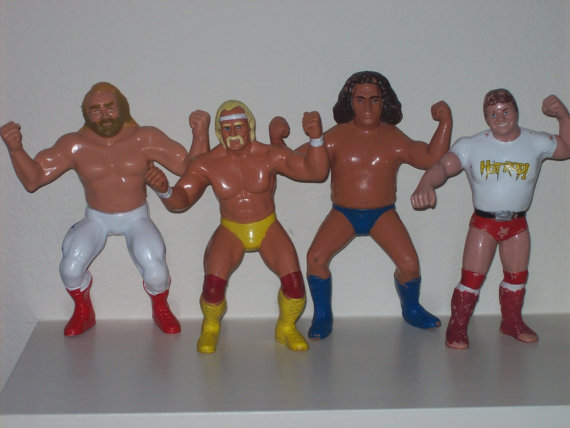 Wrestling Superstars were one of the best 80s toys ever.
