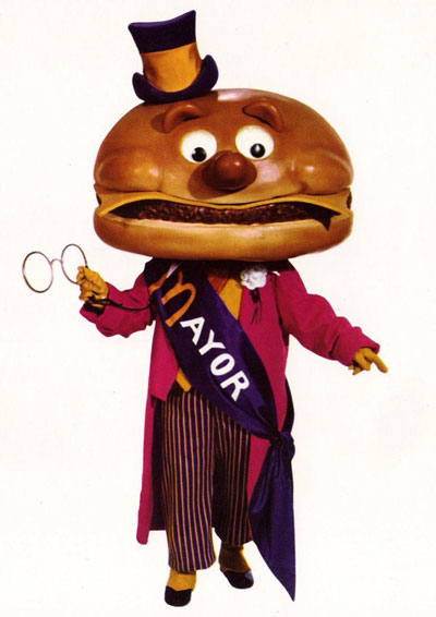 6 McDonald's characters you have never heard of - Slapped Ham