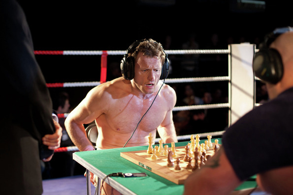 Chess boxing belongs to the unusual sports list