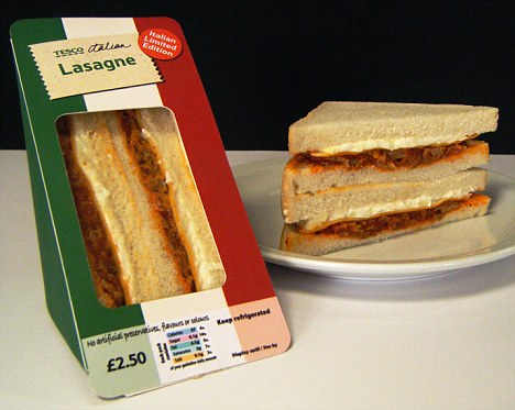 lasgane-sandwich truly part of the silly sandwiches