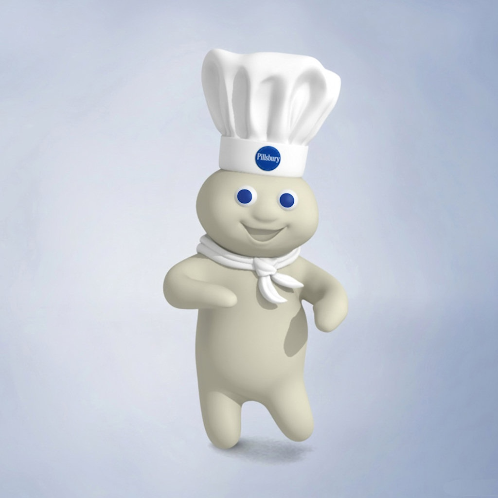 The Pillsbury Dough Boy is one of many strange facts about Burger King