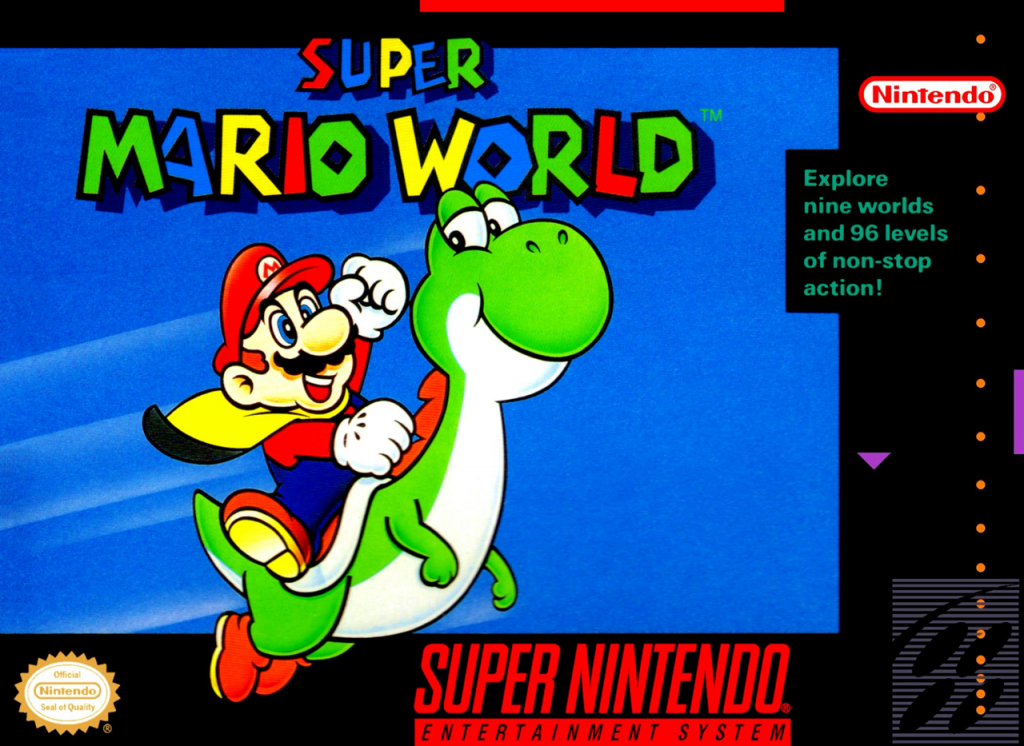 This is one of the best-selling video games of the 1990s