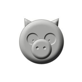 silver-pig
