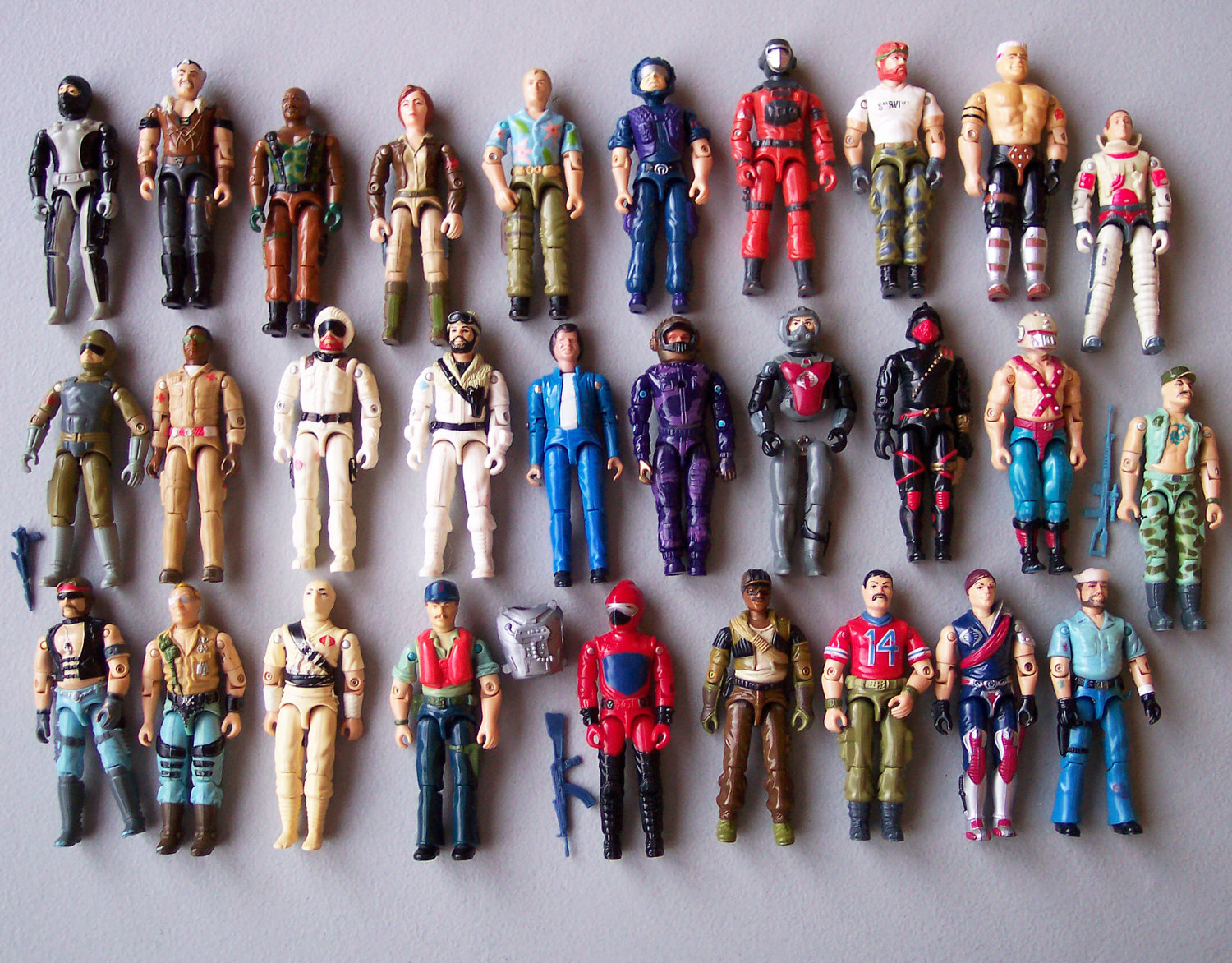 Top 80s Toys : Did you play with any of these rad s toys