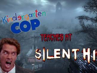 Kindergarten Cop Vs Silent Hill