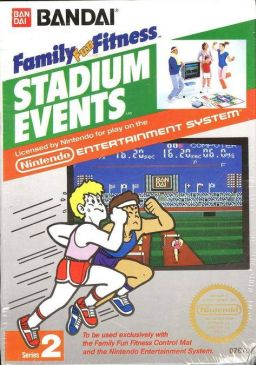 Stadium Events for NES had bids of $100,000 on eBay