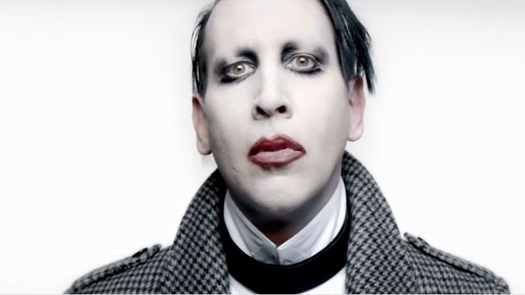 Marilyn Manson is part of some hilarious celebrity rumours.
