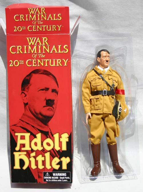 Adolf Hitler action figure - 10 Creepiest Toys Ever Created