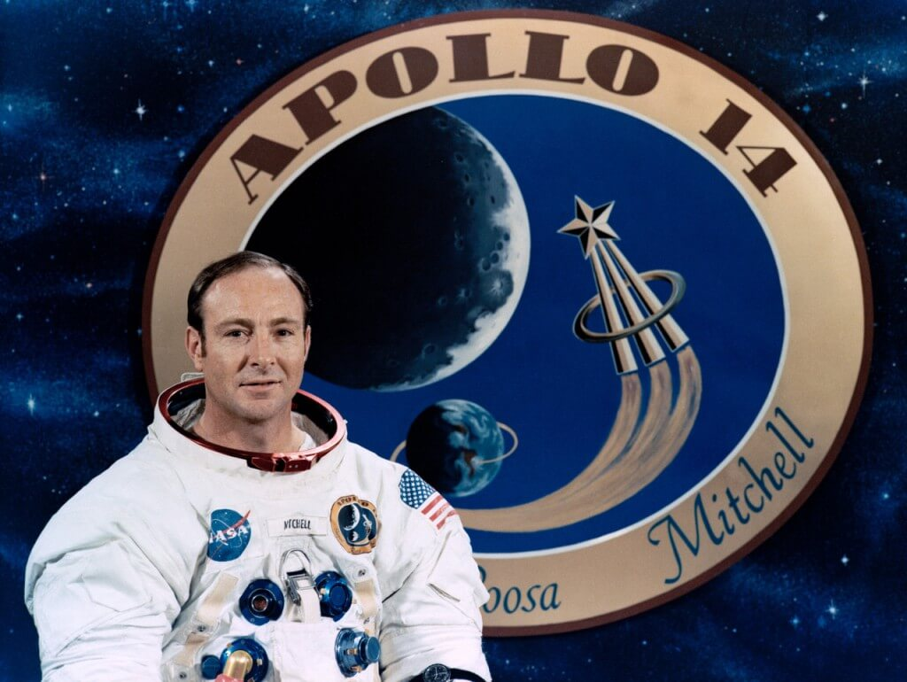 Apollo 14 astronaut, Dr Edgar Mitchell - 8 Most Convincing UFO Sightings Of All Time