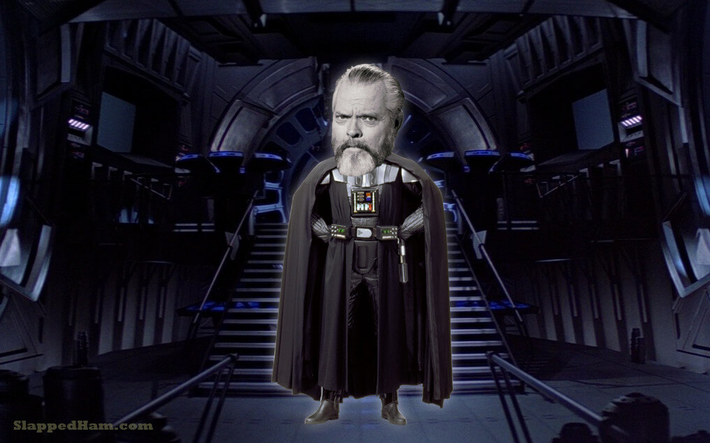 Orson Welles was set to play Darth Vader.