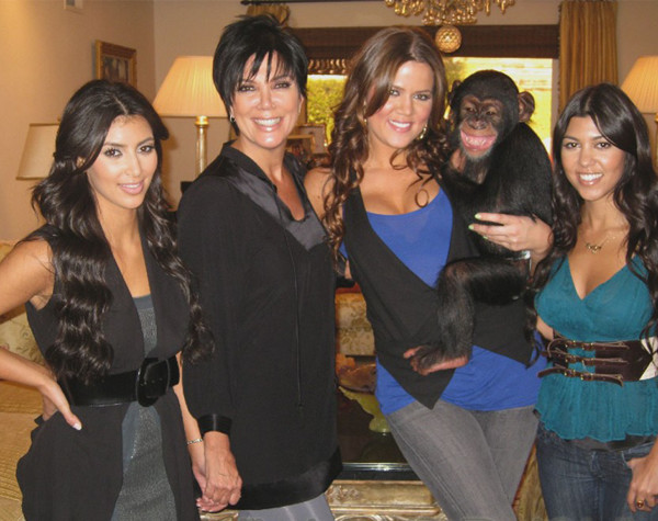Kim Kardashian owns a weird pet.