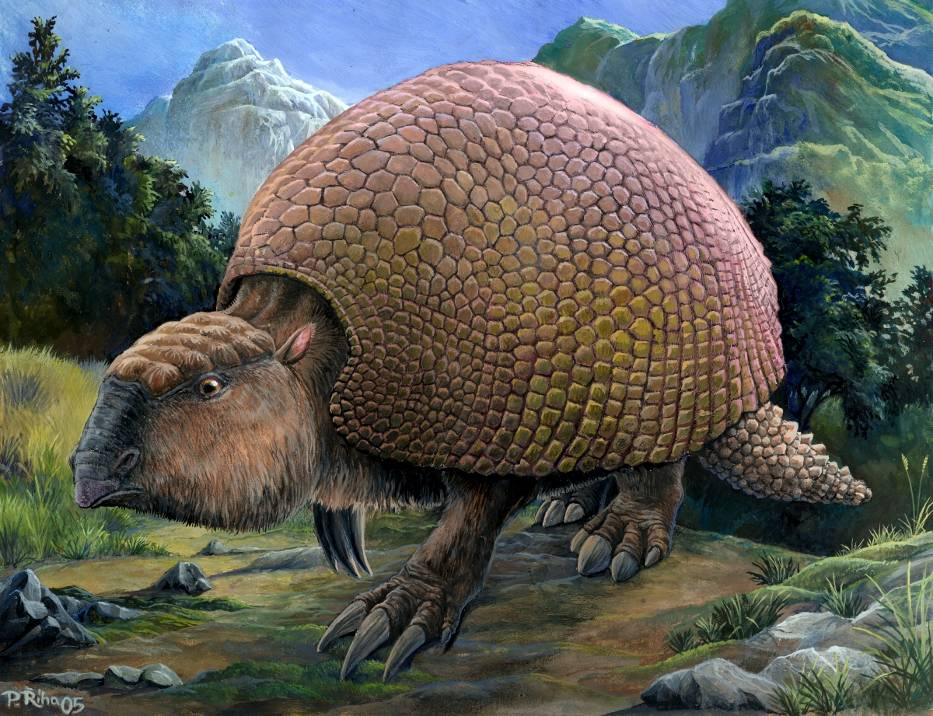 Massive prehistoric animals that would gobble you up.