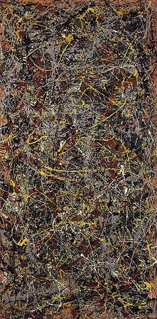 This is one of the most expensive pieces of art ever sold.