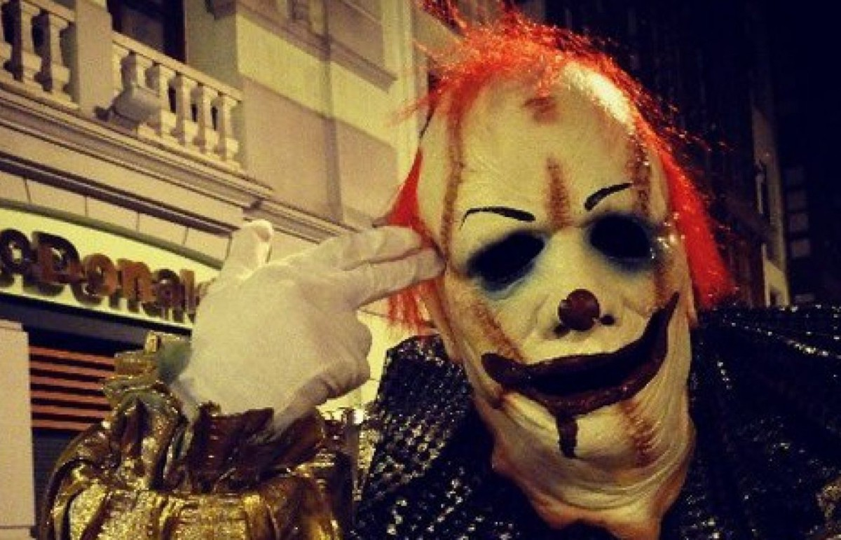 real clown stories that will give you nightmares real clown stories that will give you nightmares