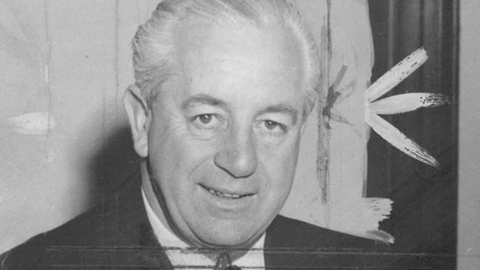 Australian Prime Minister Harold Holt - 10 Famous People That Mysteriously Vanished