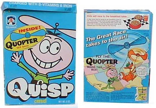 These are the strangest cereals ever made.