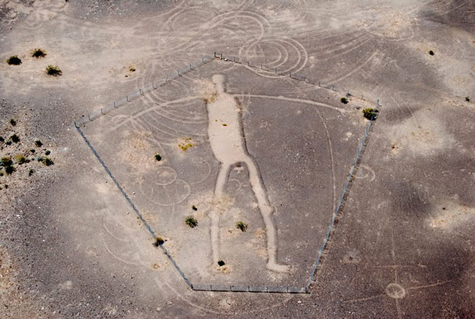 The Blythe Geoglyphs - 10 Unexplainable Mysteries From The Past