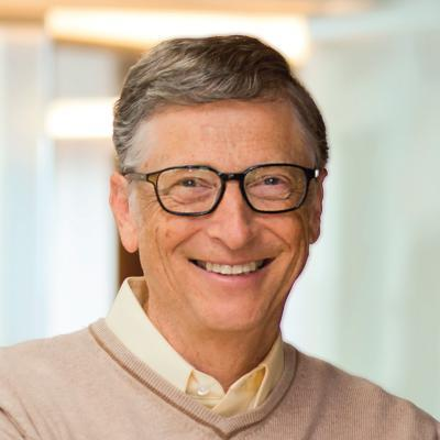 Bill Gates is the richest man in the world.