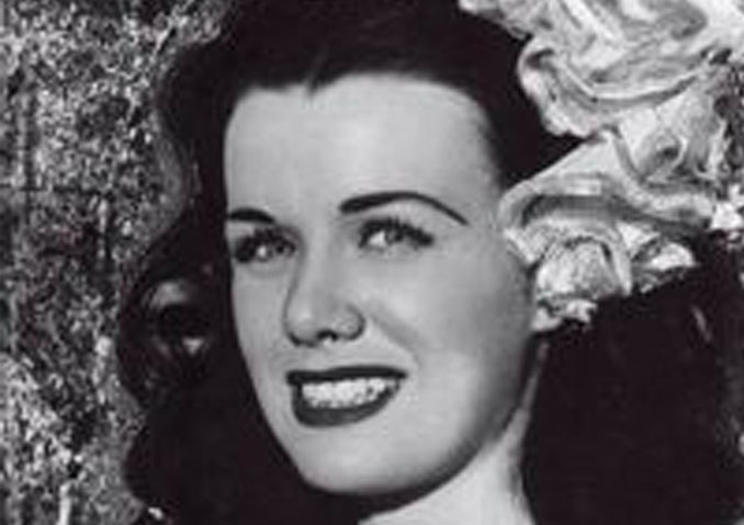 Hollywood starlet Jean Spangler - 10 Famous People That Mysteriously Vanished