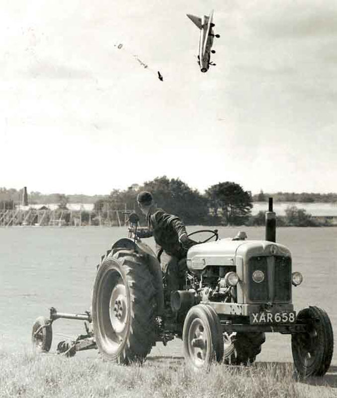 English-Electric-Lightning-F-1-Crash