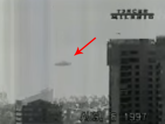 Ufo sightings caught on camera