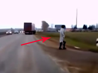 6 teleportations caught on film