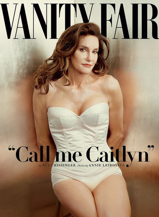 Caitlyn Jenner's Vanity Fair cover - 7 Times People Broke The Internet