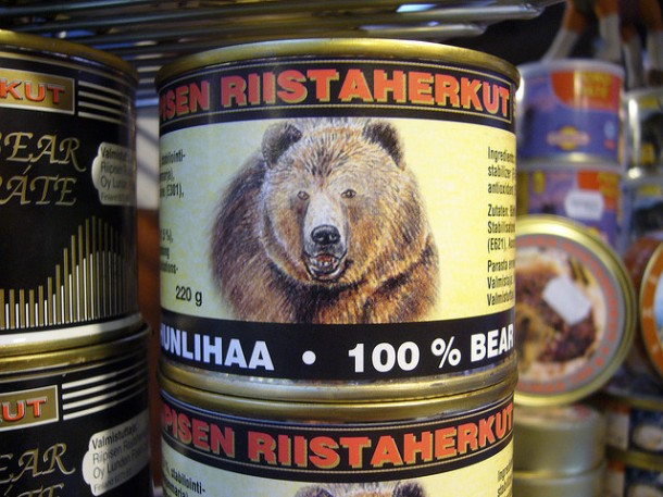 Weird Canned food
