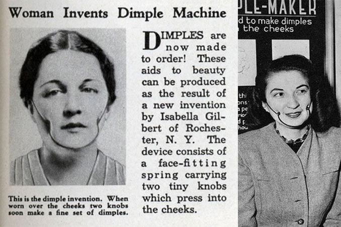 Dimple machine advertisement - 10 Shocking Vintage Ads You Have To See To Believe