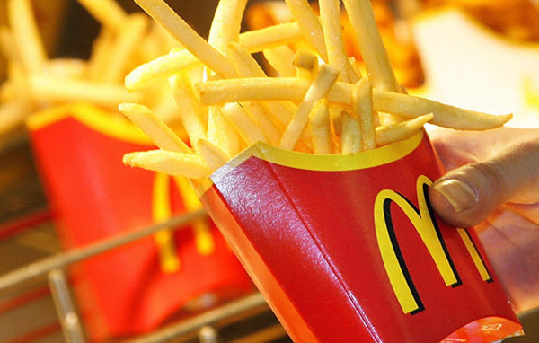 This is one of the weird McDonald's Facts, they have produced 4 trillion fries