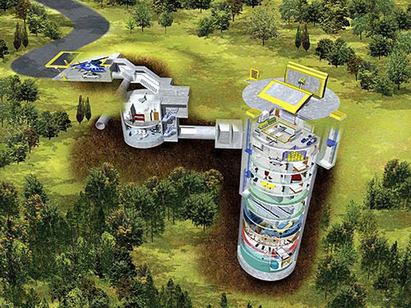 Atlas F Missile Base is one of the most expensive eBay listings ever.
