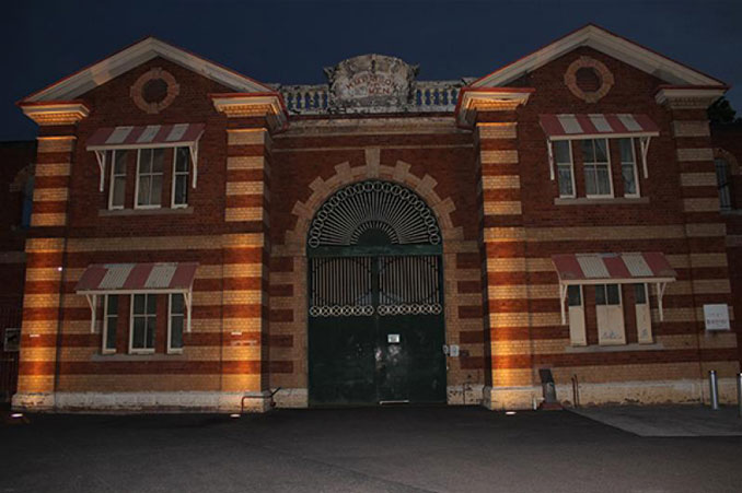 Boggo Road Jail - 10 MOST Haunted Places in Australia