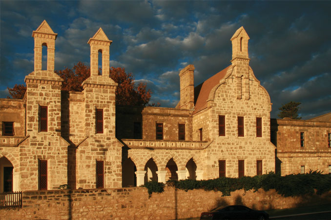 Fremantle Arts Centre - 10 MOST Haunted Places in Australia