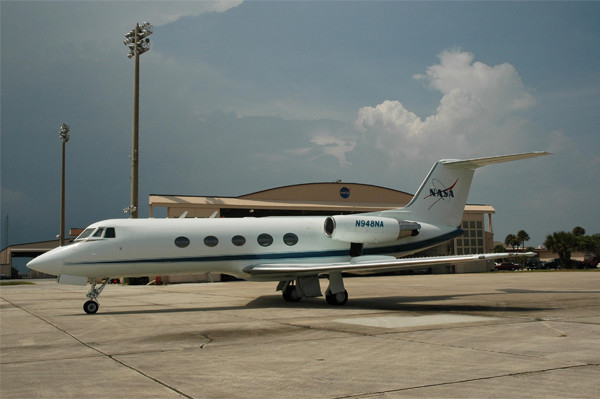 This Gulfstream 2 is one of the most expensive eBay listings of all time.