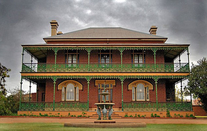 Monte Cristo Homestead - 10 MOST Haunted Places in Australia