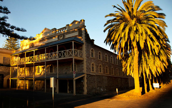 Seppeltsfield Winery - 10 MOST Haunted Places in Australia