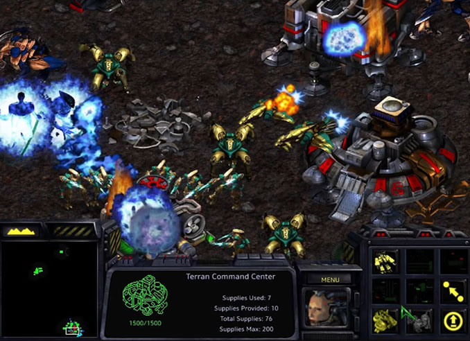 The Strategy of Starcraft is a university class you can take at California's Berkeley University - 10 Strangest University Courses You Can Actually Take