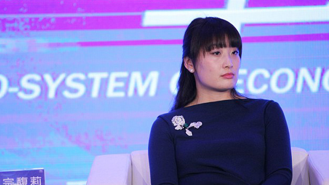 Kelly Fuli Zong is one of the world's youngest billionaires.