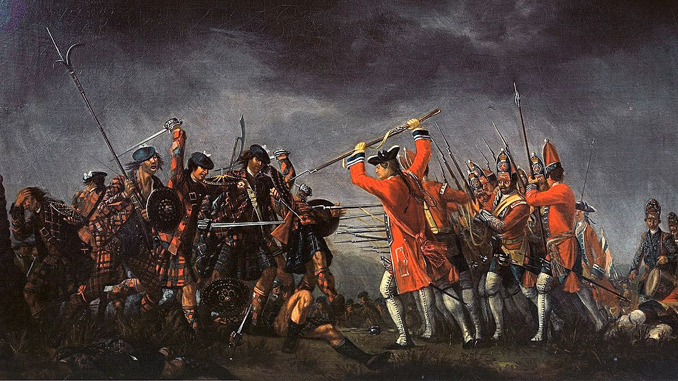 The Battle of Culloden resulted in one of the most haunted battlefields on Earth.