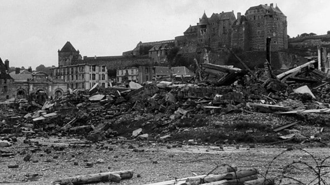 The Dieppe Raid or the forgotten D-Day is reportedly haunted from the thousands that died there.