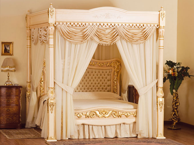 The Baldacchino Supreme is the world's most expensive bed.