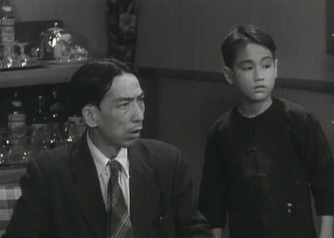 Bruce Lee was a famous childhood actor.