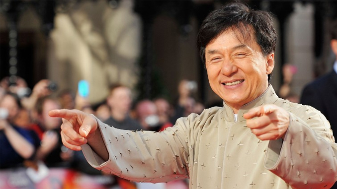 Jackie Chan has been permanently injured many times on set.