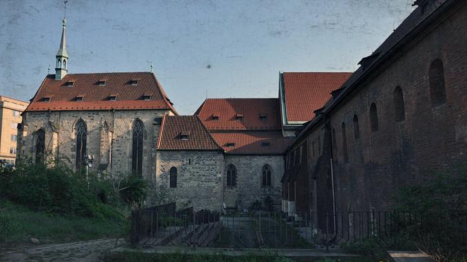The Convent of Saint Agnes is one of the most haunted buildings in the world.