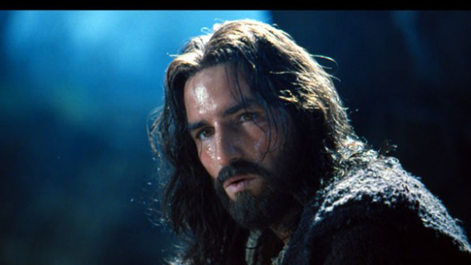 Jim Caviezel was nearly killed on the set of his movie.