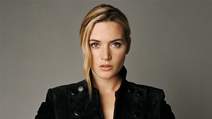 Kate Winslet was nearly killed on the set of a film.