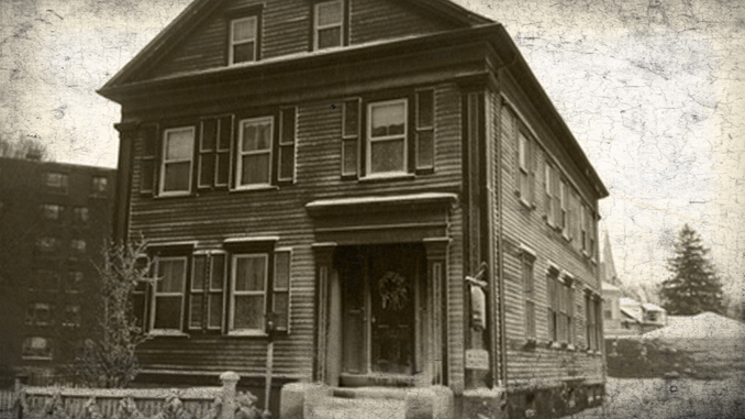 The Lizzie Borden Bed and Breakfast and museum is one of the most haunted buildings in the world.